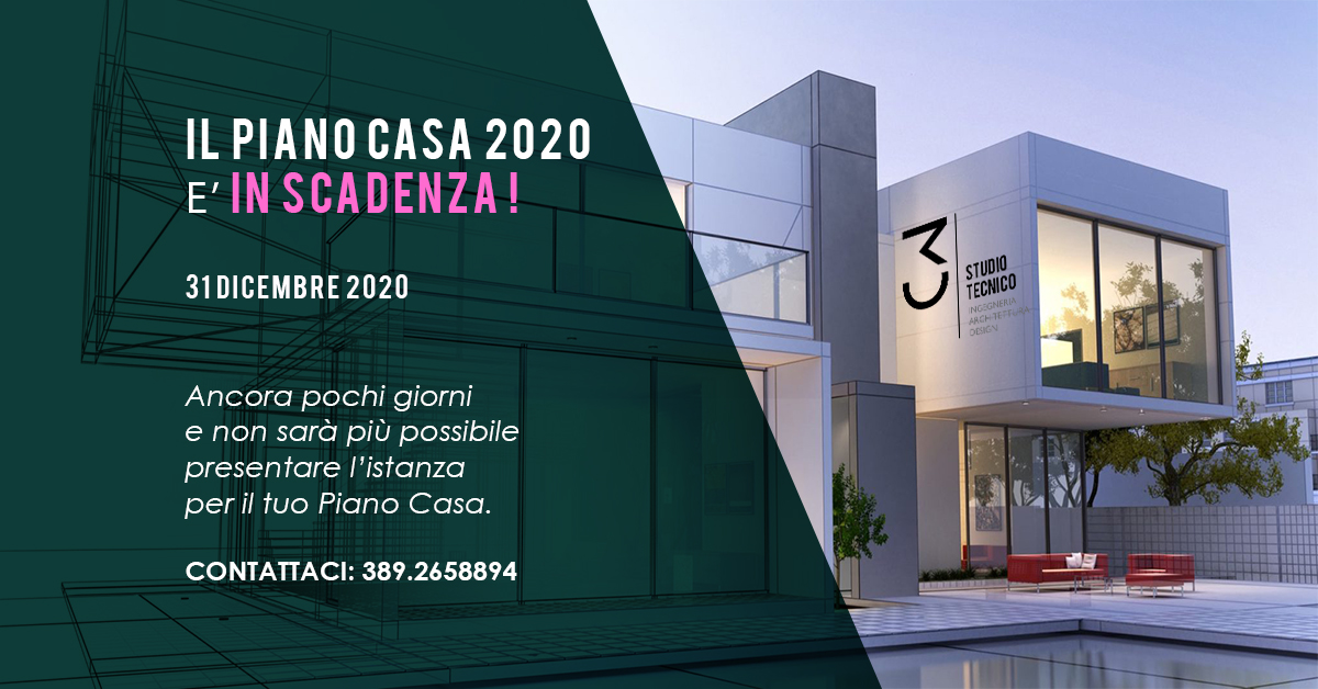 Piano Casa 2020 Sardegna E In Scadenza 3 Studio Tecnico